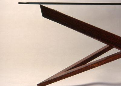 Detail of Intersection Coffee Table